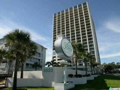 5523 N Ocean Blvd #1412 UNIT 1412, Myrtle Beach, SC 29577 - MLS#: 1802891