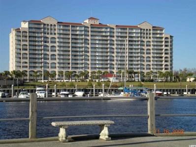 4801 Harbor Pointe Dr. UNIT 1101, North Myrtle Beach, SC 29582 - MLS#: 1805099