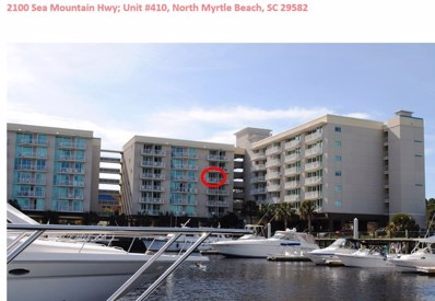 2100 Sea Mountain Hwy UNIT 410, North Myrtle Beach, SC 29582 - MLS#: 1805512