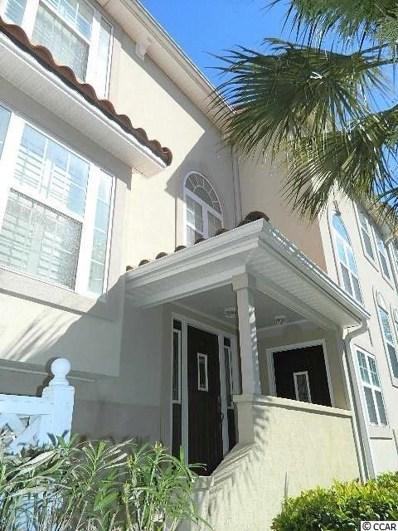 516 Hillside Drive S UNIT 103, North Myrtle Beach, SC 29582 - MLS#: 1805691