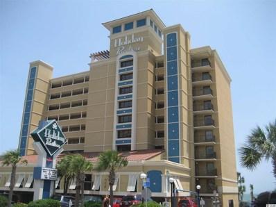 1200 N Ocean Blvd #807 UNIT 807, Myrtle Beach, SC 29577 - MLS#: 1805934
