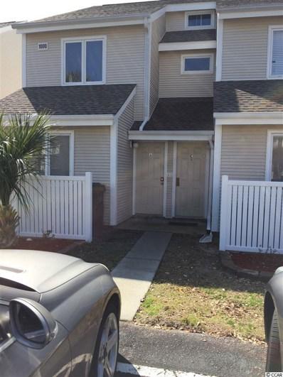 1000 Deercreek Rd. UNIT A, Surfside Beach, SC 29575 - MLS#: 1806029
