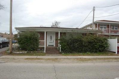 601 S 31st Ave. N, North Myrtle Beach, SC 29582 - MLS#: 1806081