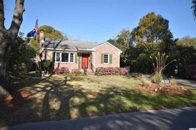 629 Willowbank Rd, Georgetown, SC 29440 - MLS#: 1806326