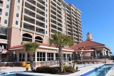 1819 N Ocean Blvd, 1515 UNIT 1515, North Myrtle Beach, SC 29582 - MLS#: 1806416