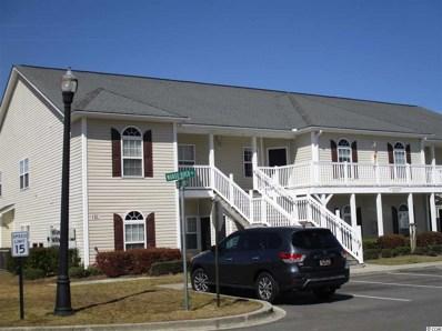 201 Wando River Road UNIT 8F, Myrtle Beach, SC 29579 - MLS#: 1806648