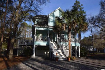 595 Kings River Road, Pawleys Island, SC 29585 - MLS#: 1806770