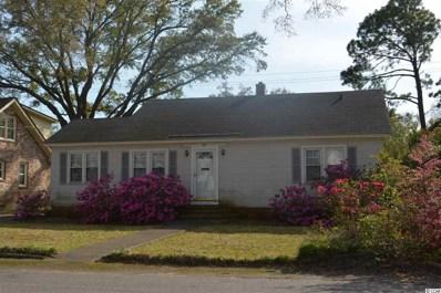 1025 Palmetto Street, Georgetown, SC 29440 - MLS#: 1806831