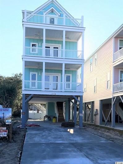 117-A N 16th Ave. N, Surfside Beach, SC 29575 - MLS#: 1806847