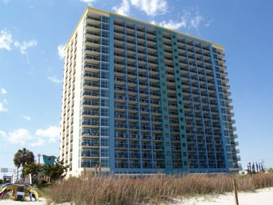 504 N Ocean Blvd #202 UNIT 202, Myrtle Beach, SC 29577 - MLS#: 1806981