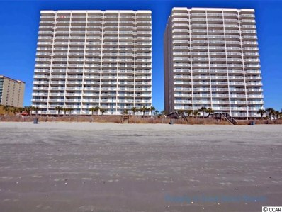 1625 S Ocean Blvd UNIT 1310, North Myrtle Beach, SC 29582 - MLS#: 1807005