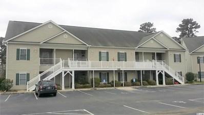 120 Lazy Willow Ln. UNIT 102, Myrtle Beach, SC 29588 - MLS#: 1807029