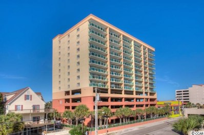 1706 S Ocean Blvd UNIT 903, North Myrtle Beach, SC 29582 - MLS#: 1807633
