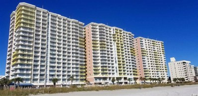 2801 S Ocean Blvd. UNIT 806, North Myrtle Beach, SC 29582 - MLS#: 1807774
