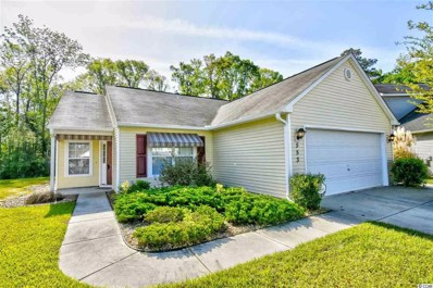 553 Fort Moultrie Ct., Myrtle Beach, SC 29588 - MLS#: 1808217