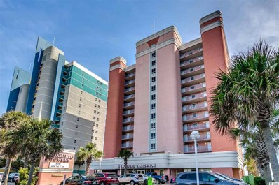 1604 N Ocean Blvd. UNIT 406, Myrtle Beach, SC 29577 - MLS#: 1809007
