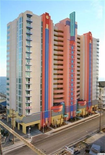 3601 N Ocean Blvd. UNIT 1633, North Myrtle Beach, SC 29582 - MLS#: 1809422