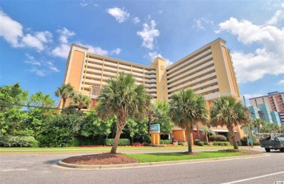 6900 N Ocean Blvd UNIT 935, Myrtle Beach, SC 29572 - MLS#: 1809581