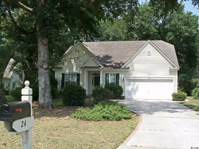 24 Pierpont Ct., Pawleys Island, SC 29585 - #: 1810319
