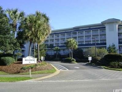 601 Retreat Beach Circle UNIT 105, Pawleys Island, SC 29585 - MLS#: 1810508
