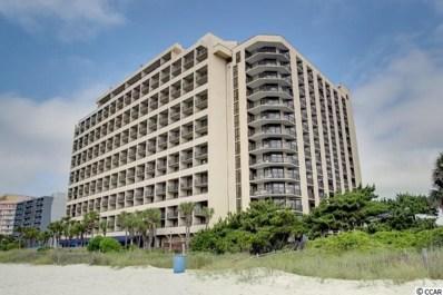 7100 N Ocean Blvd #1510 UNIT 1510, Myrtle Beach, SC 29572 - MLS#: 1810773