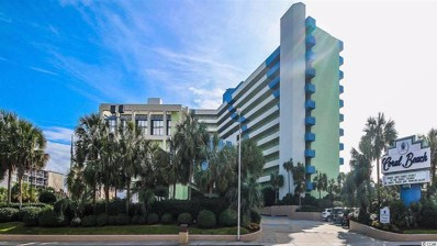 1105 S Ocean Blvd. UNIT 720, Myrtle Beach, SC 29577 - #: 1810849