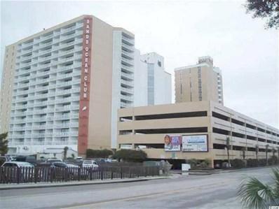 9550 Shore Drive UNIT 730, Myrtle Beach, SC 29572 - MLS#: 1811098