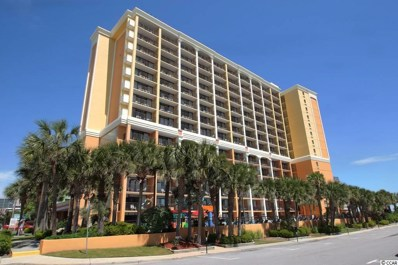 6900 Ocean Blvd UNIT 1105, Myrtle Beach, SC 29572 - MLS#: 1811341
