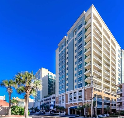 603 S Ocean Blvd. UNIT 1106, North Myrtle Beach, SC 29582 - MLS#: 1811561
