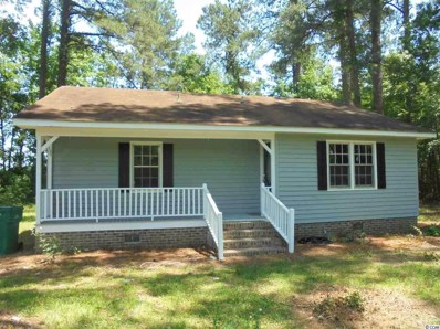 1153 Pine Lake Rd., Marion, SC 29571 - MLS#: 1812466