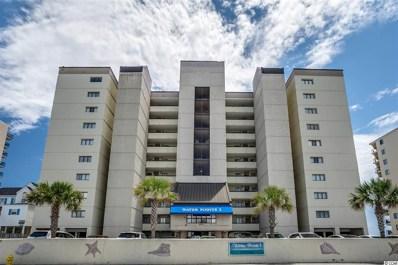 4619 S Ocean Blvd UNIT 205, North Myrtle Beach, SC 29582 - MLS#: 1812475