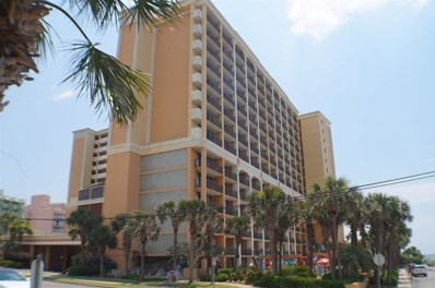 6900 N Ocean Blvd. UNIT 420, Myrtle Beach, SC 29572 - MLS#: 1812602