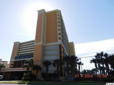 6900 N Ocean Blvd UNIT 1536, Myrtle Beach, SC 29572 - MLS#: 1812792