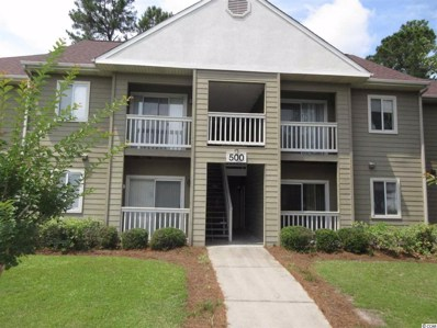 Myrtle Greens Dr. UNIT 500-B, Conway, SC 29526 - MLS#: 1813081