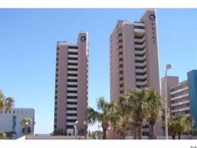 2406 N Ocean Blvd. UNIT 1104, Myrtle Beach, SC 29577 - MLS#: 1813174