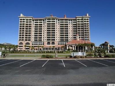 1819 N Ocean Blvd UNIT 1107, North Myrtle Beach, SC 29582 - MLS#: 1813190
