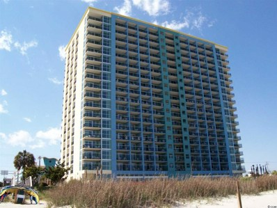 504 N Ocean Blvd #1606 UNIT 1606, Myrtle Beach, SC 29577 - MLS#: 1813477