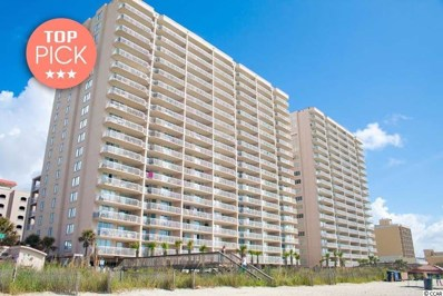 1625 S Ocean Blvd UNIT 1604, North Myrtle Beach, SC 29582 - MLS#: 1814452