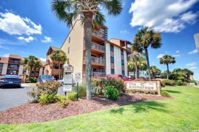 5515 N Ocean Blvd UNIT 110, Myrtle Beach, SC 29577 - MLS#: 1814684