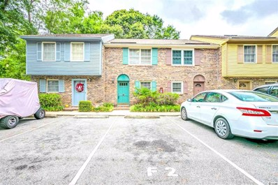 830 44h Ave N. UNIT F2, Myrtle Beach, SC 29577 - MLS#: 1814820