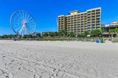 1200 N Ocean Blvd UNIT 711, Myrtle Beach, SC 29577 - MLS#: 1814988