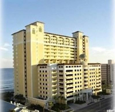 2000 N Ocean Blvd. UNIT 609, Myrtle Beach, SC 29577 - MLS#: 1815057