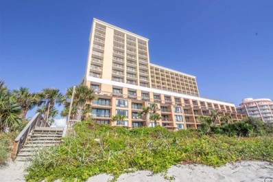 6900 N Ocean Blvd #623 UNIT 623, Myrtle Beach, SC 29572 - MLS#: 1815214