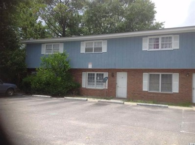 808 N 65th Avenue UNIT 1, Myrtle Beach, SC 29577 - MLS#: 1815405