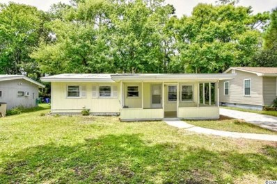 3306 Palm St., North Myrtle Beach, SC 29582 - MLS#: 1815475