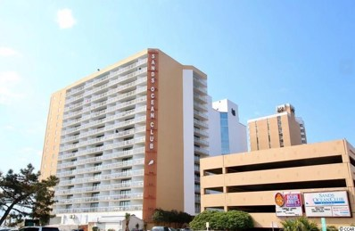 9550 Shore Dr. UNIT 1434, Myrtle Beach, SC 29572 - MLS#: 1815501