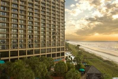 4800 S Ocean Blvd. UNIT 1624, North Myrtle Beach, SC 29582 - MLS#: 1815569