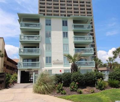 5521 N Ocean Blvd UNIT 3-A, Myrtle Beach, SC 29577 - MLS#: 1815917
