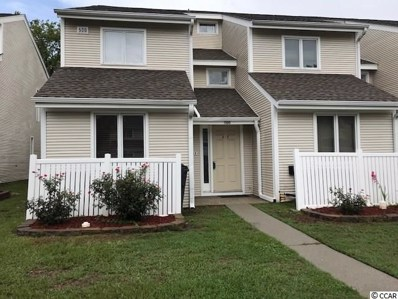 500 Deer Creek Rd. UNIT E, Surfside Beach, SC 29575 - MLS#: 1815928