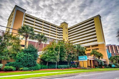 6900 N Ocean Blvd #1437 UNIT 1437, Myrtle Beach, SC 29572 - MLS#: 1817348